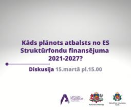 ES Struktūrfondu finansējuma 2021-2027 plānošana