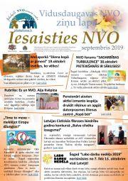 Vidusdaugavas NVO ziņu lapa
