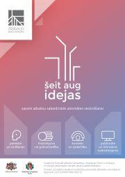 Zemgales NVO Centrs izsludina iniciatīvu konkursu ''Šeit aug idejas''