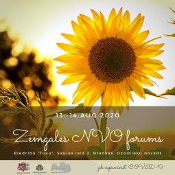 Zemgales NVO forums ''Nepiemini COVID''